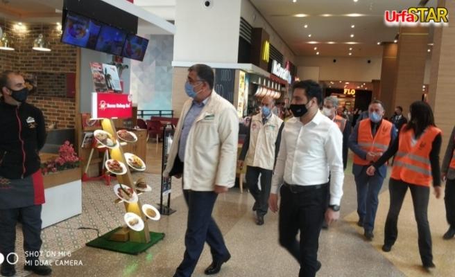Urfa'da 8 bin personelle denetim yapıldı