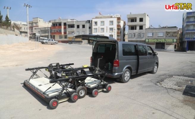 Urfa'da akıllı alt yapı için bir adım daha atıldı