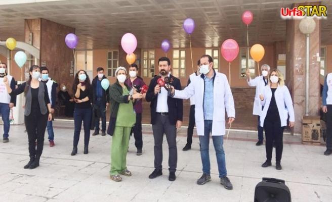Urfa'da sağlık sorunlarını dile getirdiler