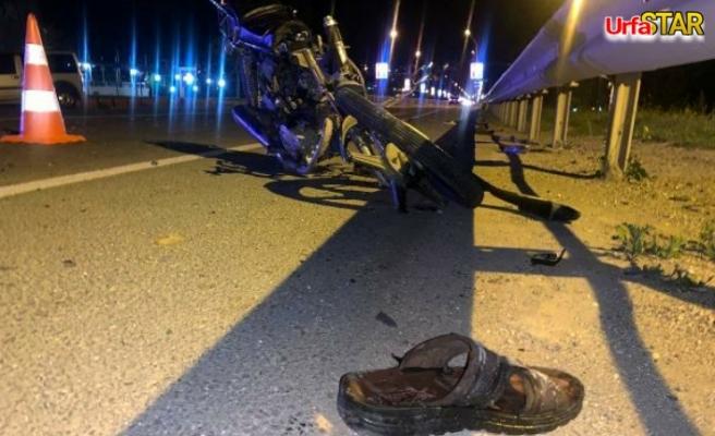 Askerden dönen genç kazada hayatını kaybetti