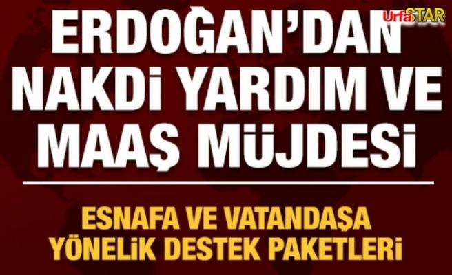 Erdoğan'dan son dakika müjdesi!
