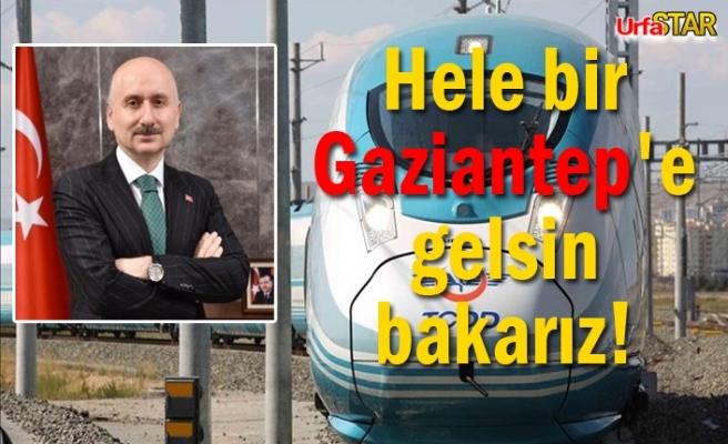 Hızlı Tren Urfa'nın hayali mi olacak?