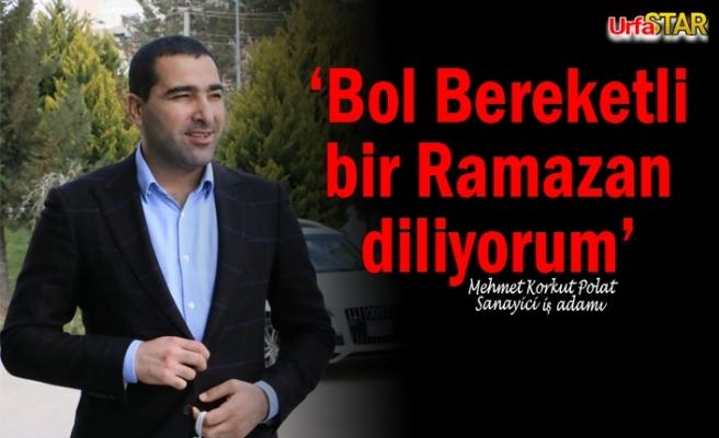 ŞUSİAD Başkanı Polat'tan anlamlı mesaj...