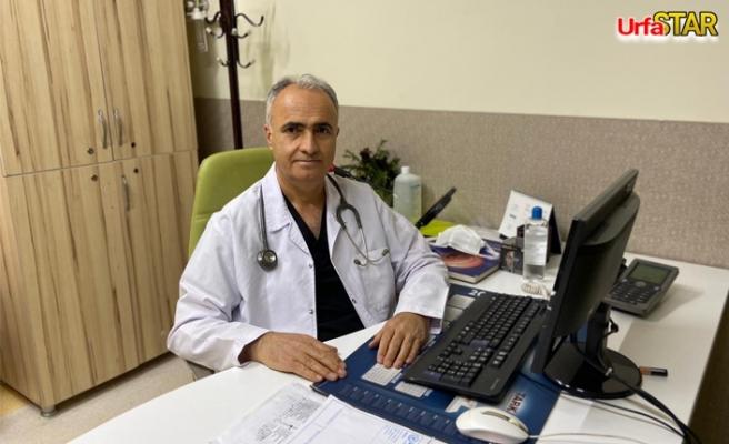 Teker, Meydan Hastanesi'nde hizmete başladı