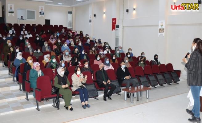 Urfa BŞB'den Kanser Haftası'nda büyük farkındalık