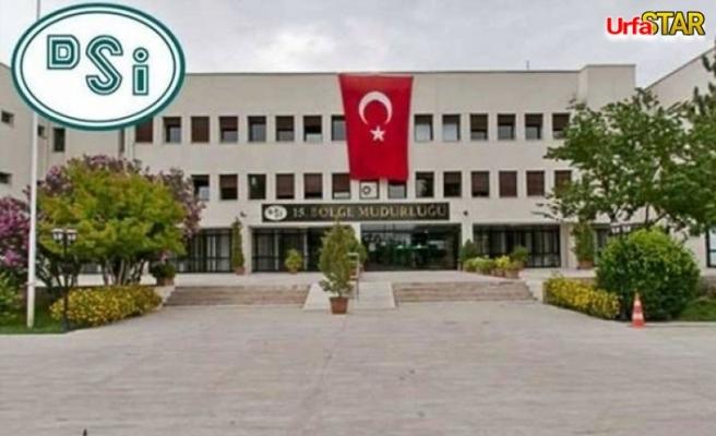 Urfa DSİ Bölge Müdürlüğü'nden flaş açıklama