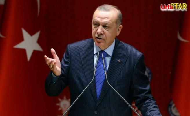 Erdoğan müjdeleri bir bir sıraladı
