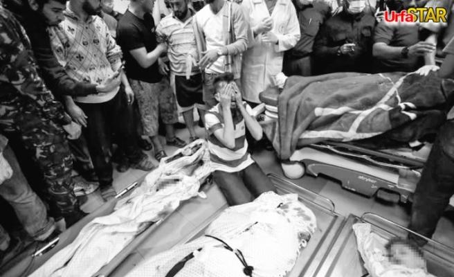 Filistin kahreden haberi duyurdu