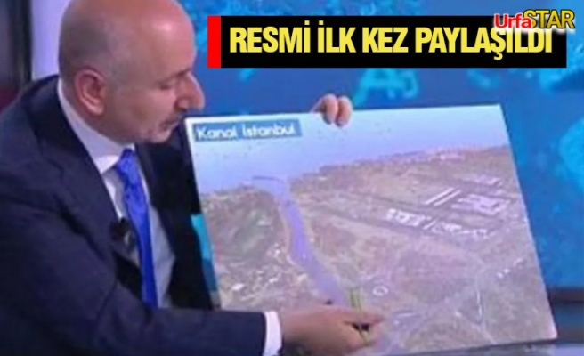 İşte Kanal İstanbul