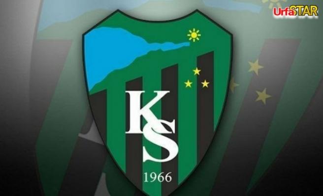 Kocaelispor'dan flaş açıklama geldi