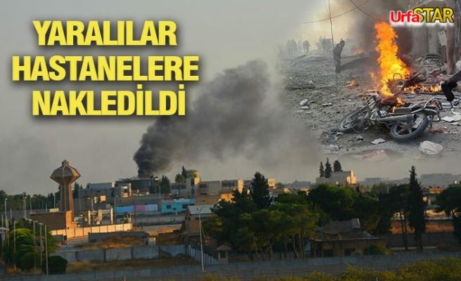 Telabyad'ta bomba patladı