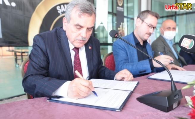 Başakşehir Belediyesi ile protokol imzalandı