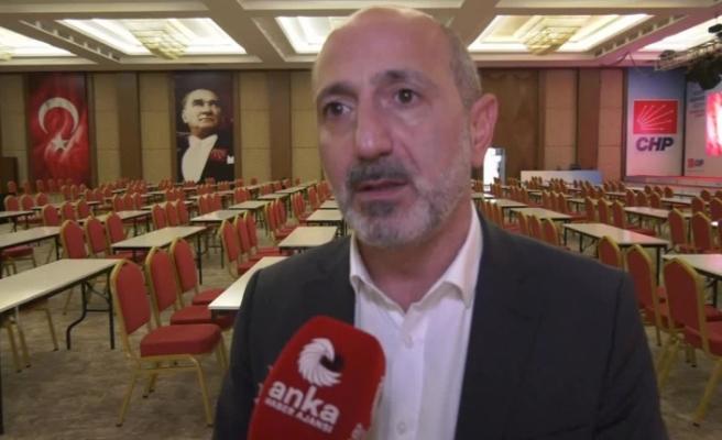 CHP'li Öztunç, 'o olaylara yaşatanlar, dünün de müsebbibidir'