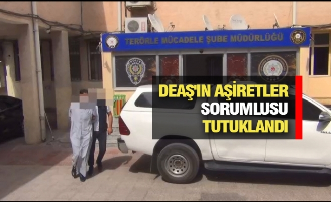 DEAŞ'ın Arabulucusu Urfa'da Yakalandı
