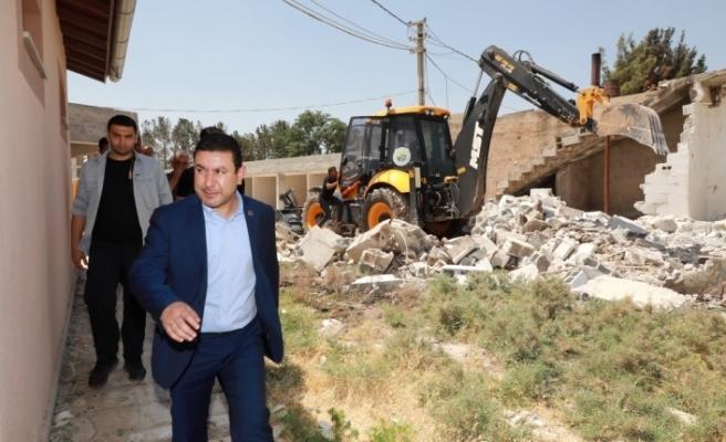 Harran'da vizyoner çalışmalara devam ediliyor