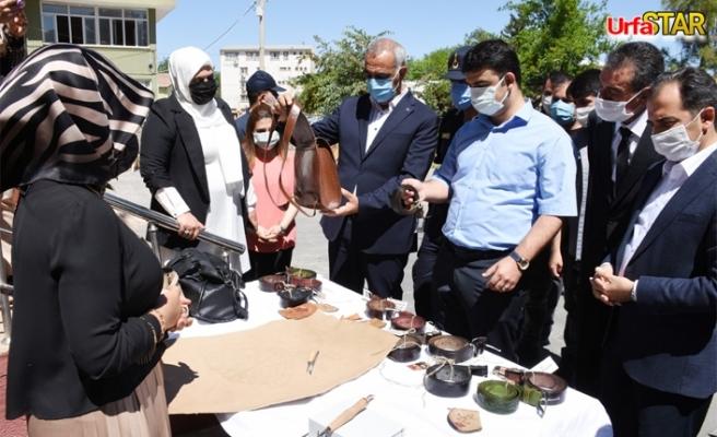 'Hayat Boyu Öğrenme Haftası' etkinliği Hilvan'da düzenlendi