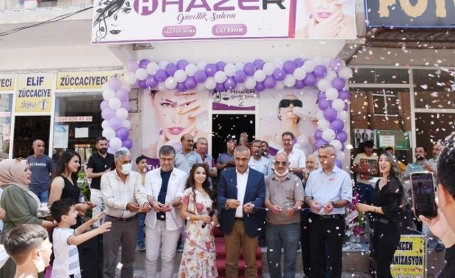 Hilvan'da kadınlara özel merkezin açılışı yapıldı
