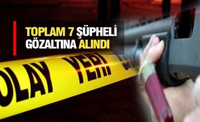 Şanlıurfa'da Polise Ateş Açıldı