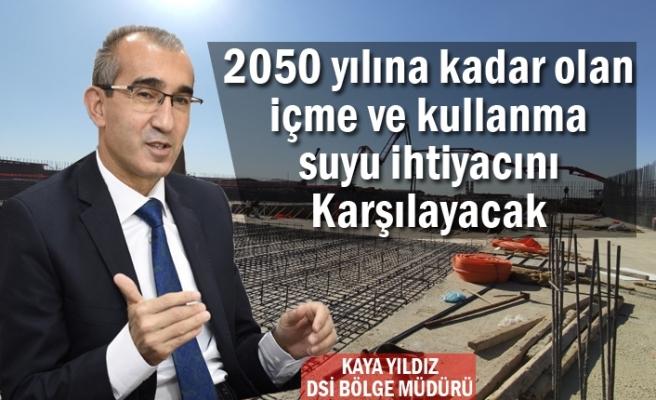 Viranşehir'de çalışmalar tam hız sürüyor