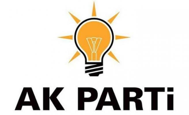 AK Parti'de başkan için duyuruya çıkıldı
