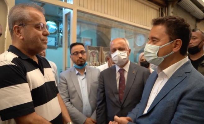 Babacan, 'Türkiye Suriye'deki herkesle konuşmalı