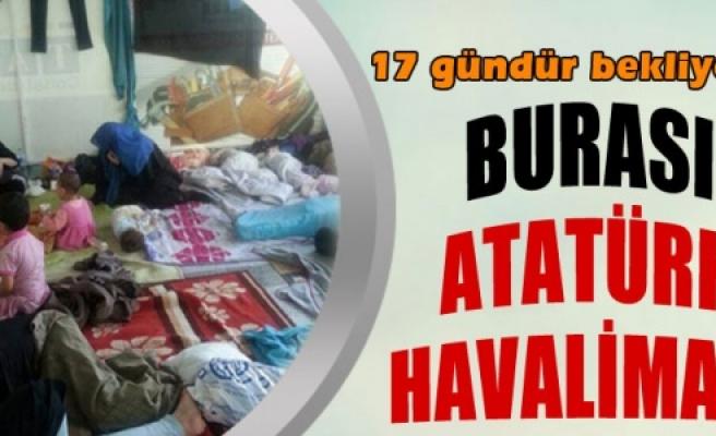 35 Uygur Türk'ü Türkiye'ye giriş yaptı
