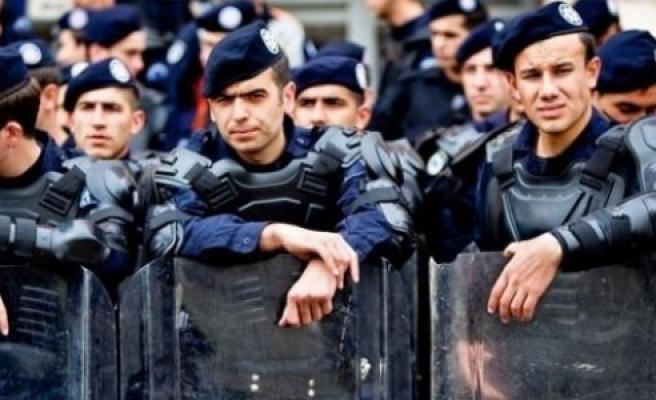 5 Bin polise tayin kararı
