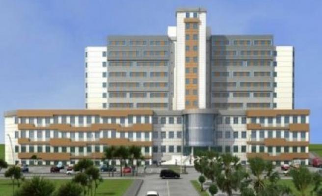 600 yataklı hastanenin temeli atılıyor
