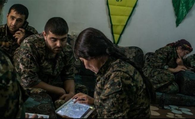 ABD VE PKK İŞBİRLİĞİ TESCİLLENDİ...