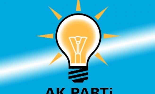 AK Parti Haliliye'de kaç encümen çıktı?