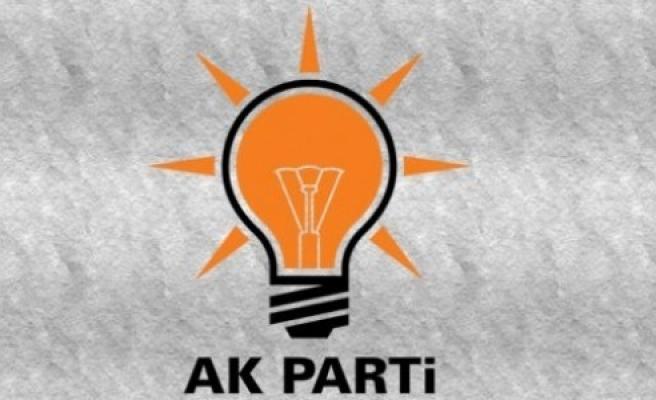 AK Parti Karaköprü'de flaş değişiklik