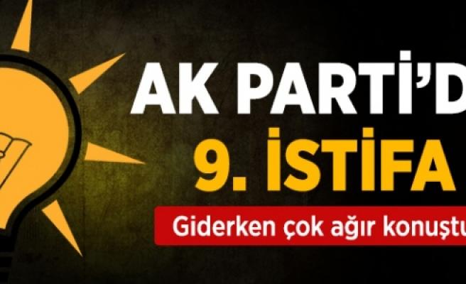 AK Partili İlhan İşbilen, Partisinden İstifa Etti