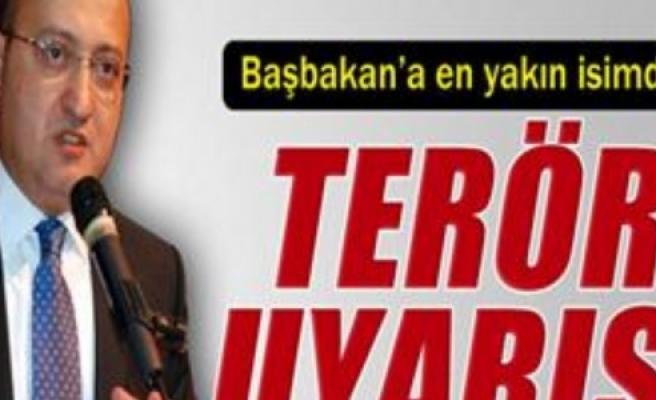 Akdoğan'dan 'terör' açıklaması