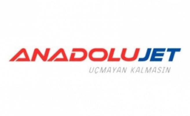 Anadolu Jet'ten Urfa'ya bir müjde daha