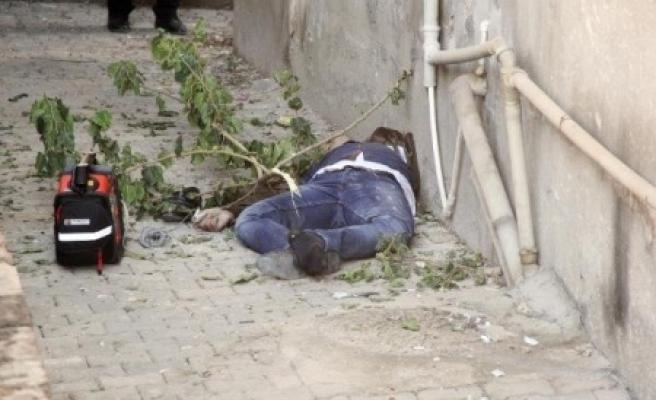 Bahçelievler'de ceset bulundu