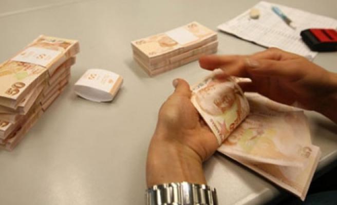 Banka borcu patladı!