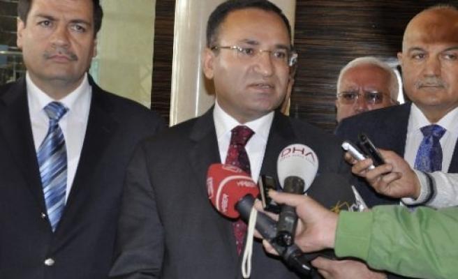 Başbakan Yardımcısı Bozdağ'dan Chp'ye Tavsiye
