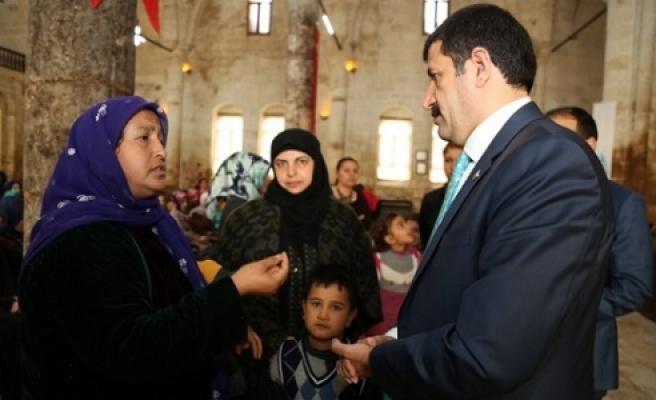Başkan Ekinci, Eyyübiyeli Annelere seslendi