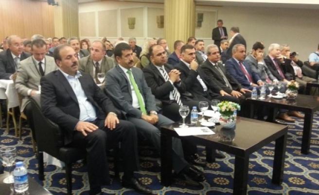 Başkanlar Kurulu Urfada toplandı