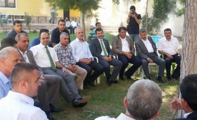 Başkanlardan Atillla'ya destek