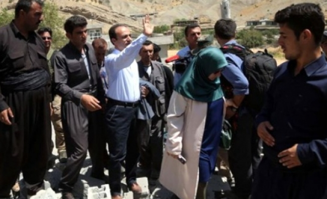 Baydemir'i PKK'lılar korudu!
