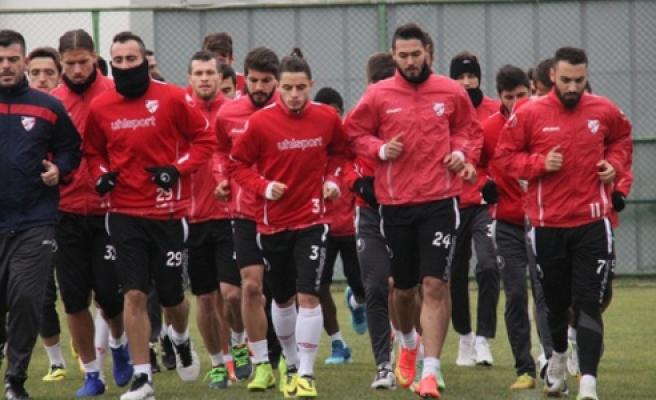 Boluspor Urfaspor'a hazırlanıyor