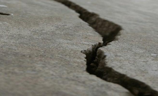 Bozova'da deprem