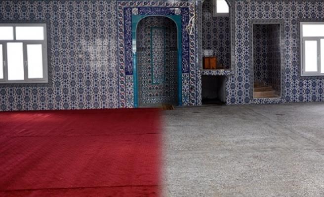Ceylanpınar Belediyesi Cami ve Taziye Evlerinin Eksiklerini Tamamlıyor