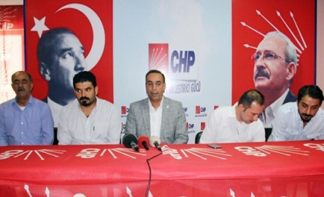 CHP'li Yıldız'dan şok iddia!