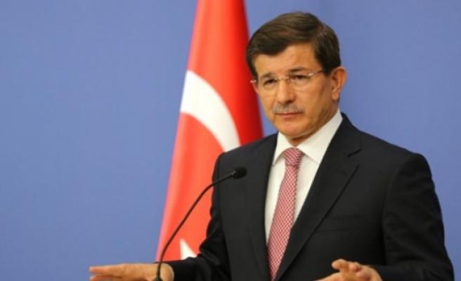 Davutoğlu'ndan son dakika açıklaması