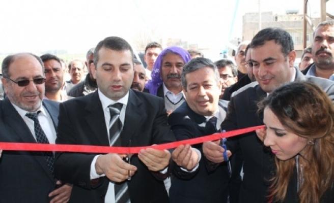 DSYB Viranşehir şubesinin açtı
