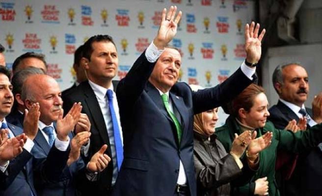Erdoğan ağzından mı kaçırdı?