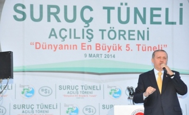 Erdoğan; Suruç'ta yeni bir dönem başlayacak
