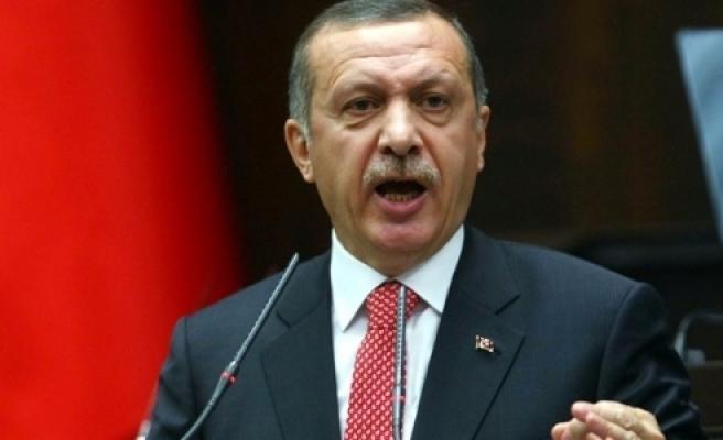 Erdoğan'a teşekkür